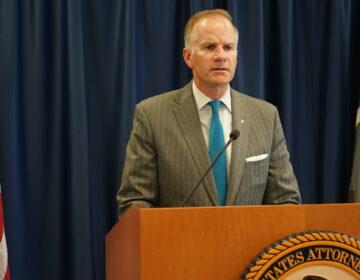 U.S. Attorney William McSwain