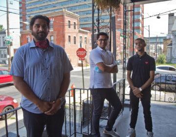 Justin John, Rahat Kamal and Ani Sanyal