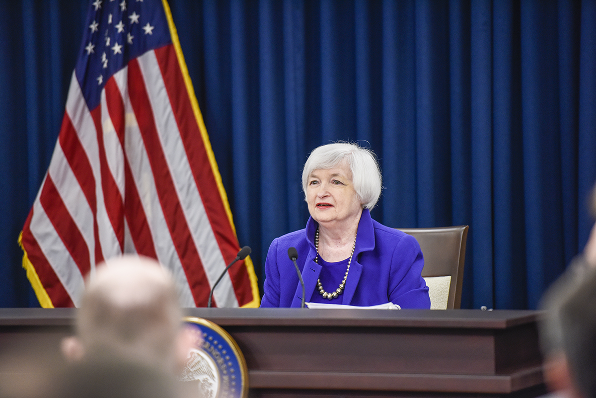 biden taps ex fed chair yellen to lead treasury whyy whyy