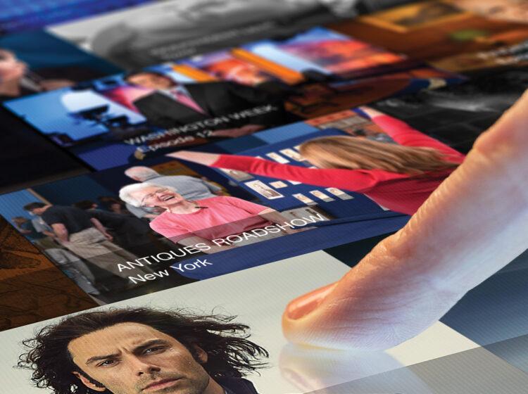PBS Video App programs