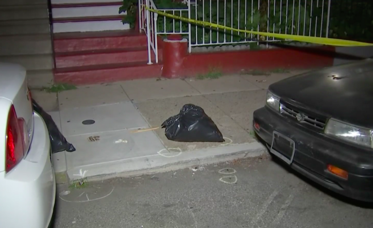 Scene of deadly shooting in West Philadelphia (NBC10)