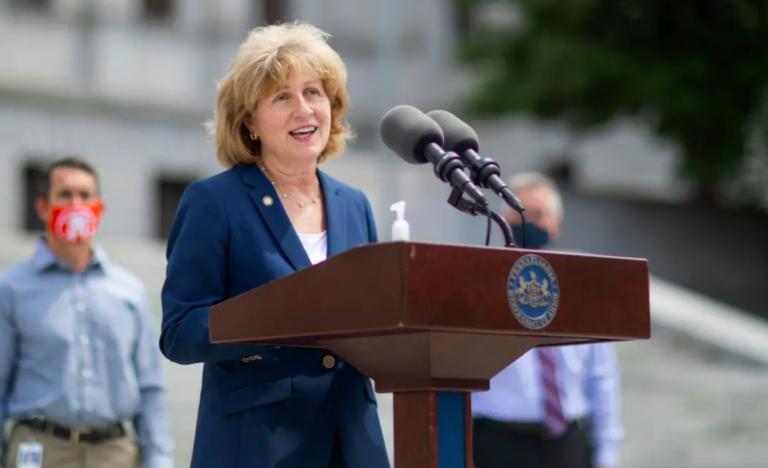 State Sen. Judy Schwank (Commonwealth Media Services)