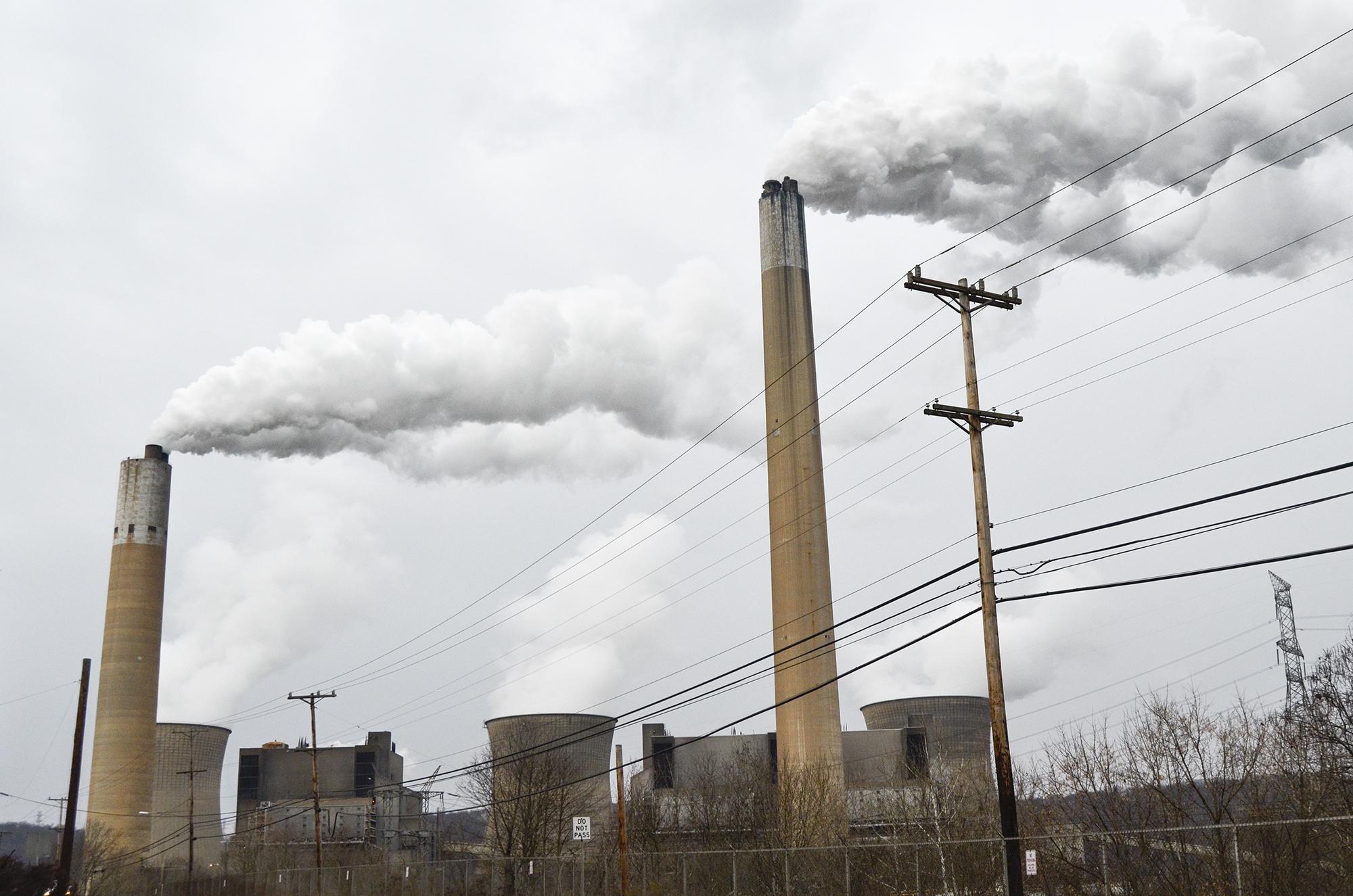Bruce Mansfield Power Plant
