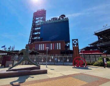 Citizens Bank Park in South Philadelphia