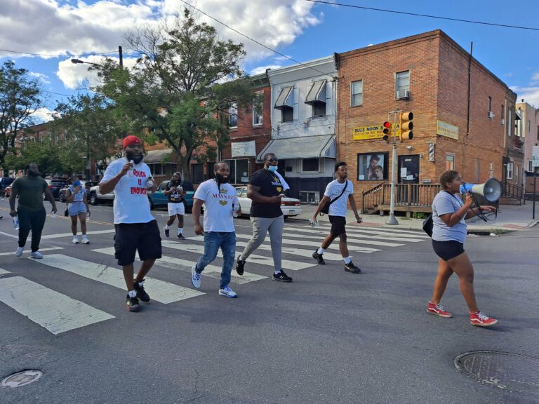 Philly youth decry gun violence in 'Enough is Enough' rally