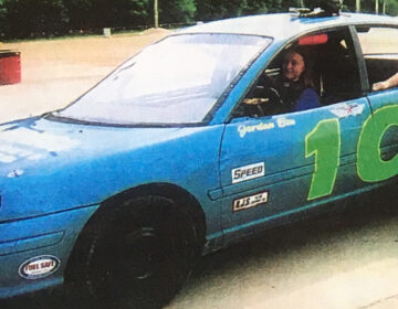 Jordan Emerson was a member of the Whiz Kidz race team in Scarborough, Maine.  (Courtesy of Jordan Emerson)
