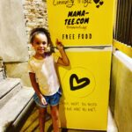 The Mama-Tee community fridge has two locations in North Philadelphia, with a third on its way. (Courtesy of Michelle Nelson)