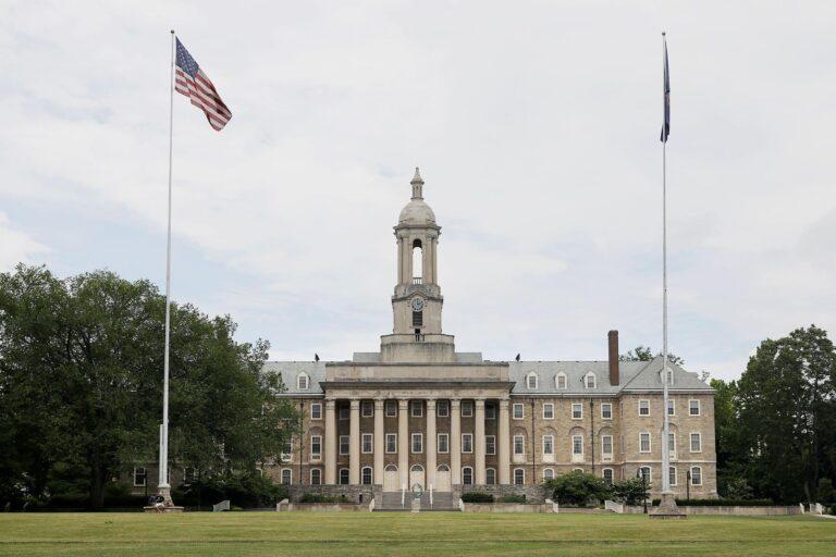 Pennsylvania State University. (Tim Tai/Philadelphia Inquirer)