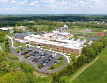 Unionville High School in Kennett Square, Pa. (Courtesy of Unionville High School)