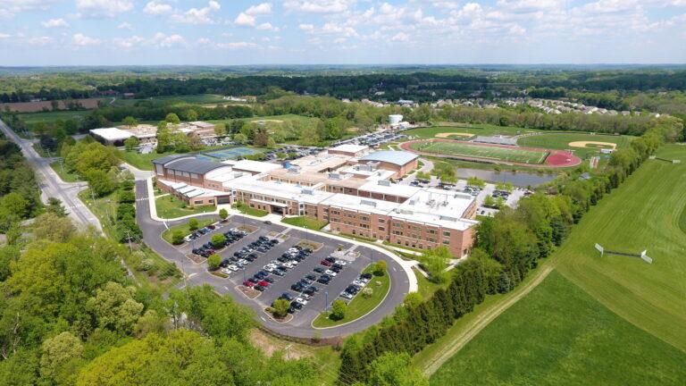 Unionville High School in Kennett Square, Pa. (Courtesy of Unionville High School)