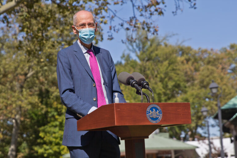 Philadelphia Health Commissioner Thomas Farley. (Kimberly Paynter/WHYY)