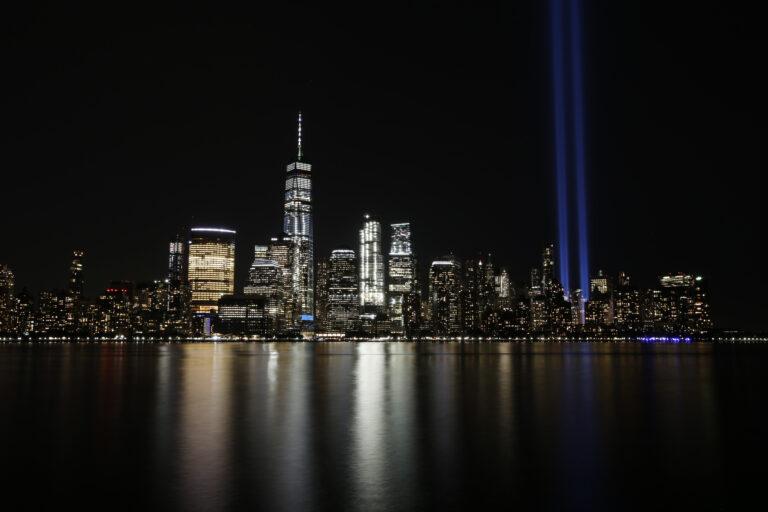 Sept 11. Tribute in Light