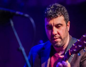 Musician Adam Monaco