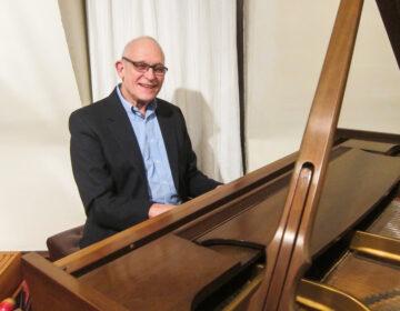 Musician Lou Walinsky