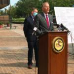 U.S. Attorney Williams McSwain on Sept. 14, 2020. (Dan Lee/NBC10)