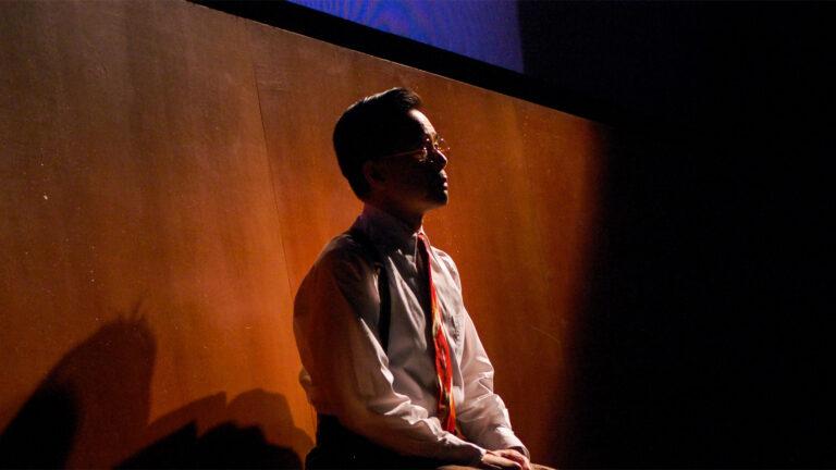 Steven Eng as Gordon Hirabayashi in HOLD THESE TRUTHS