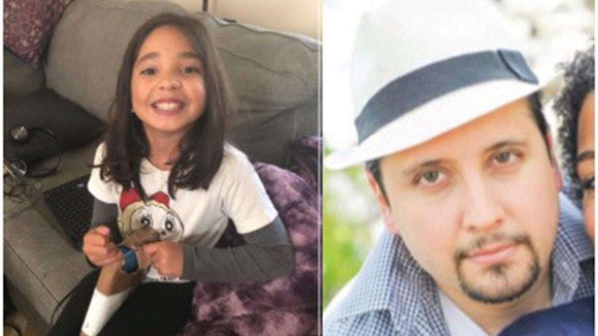 Amber Alert issued for Cheltenham, Pa., girl abducted
