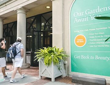 Longwood Gardens reopens