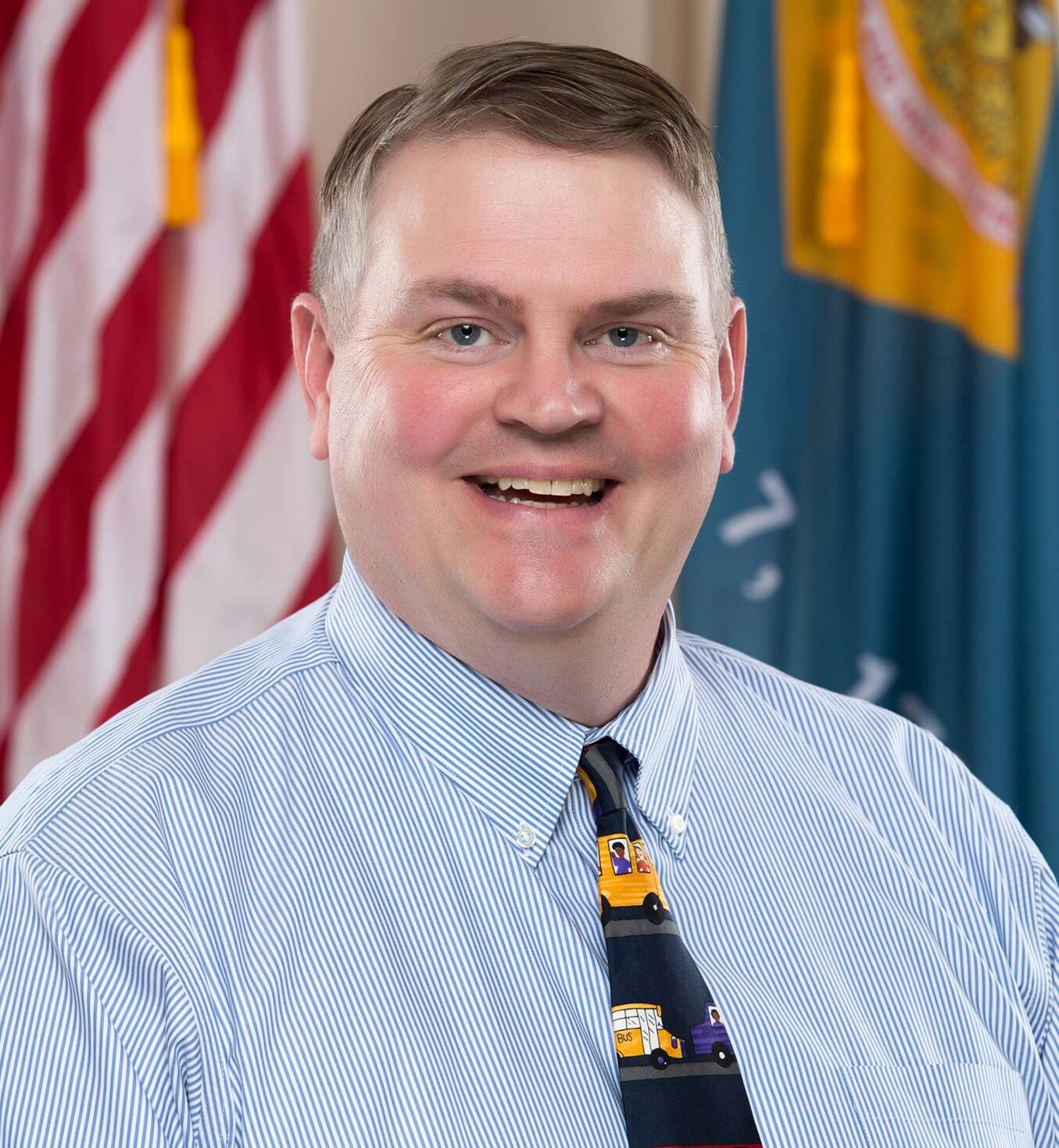 Delaware State Sen. Colin Bonini
