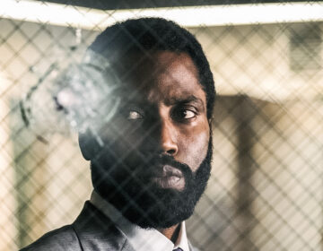 David John Washington in Tenet