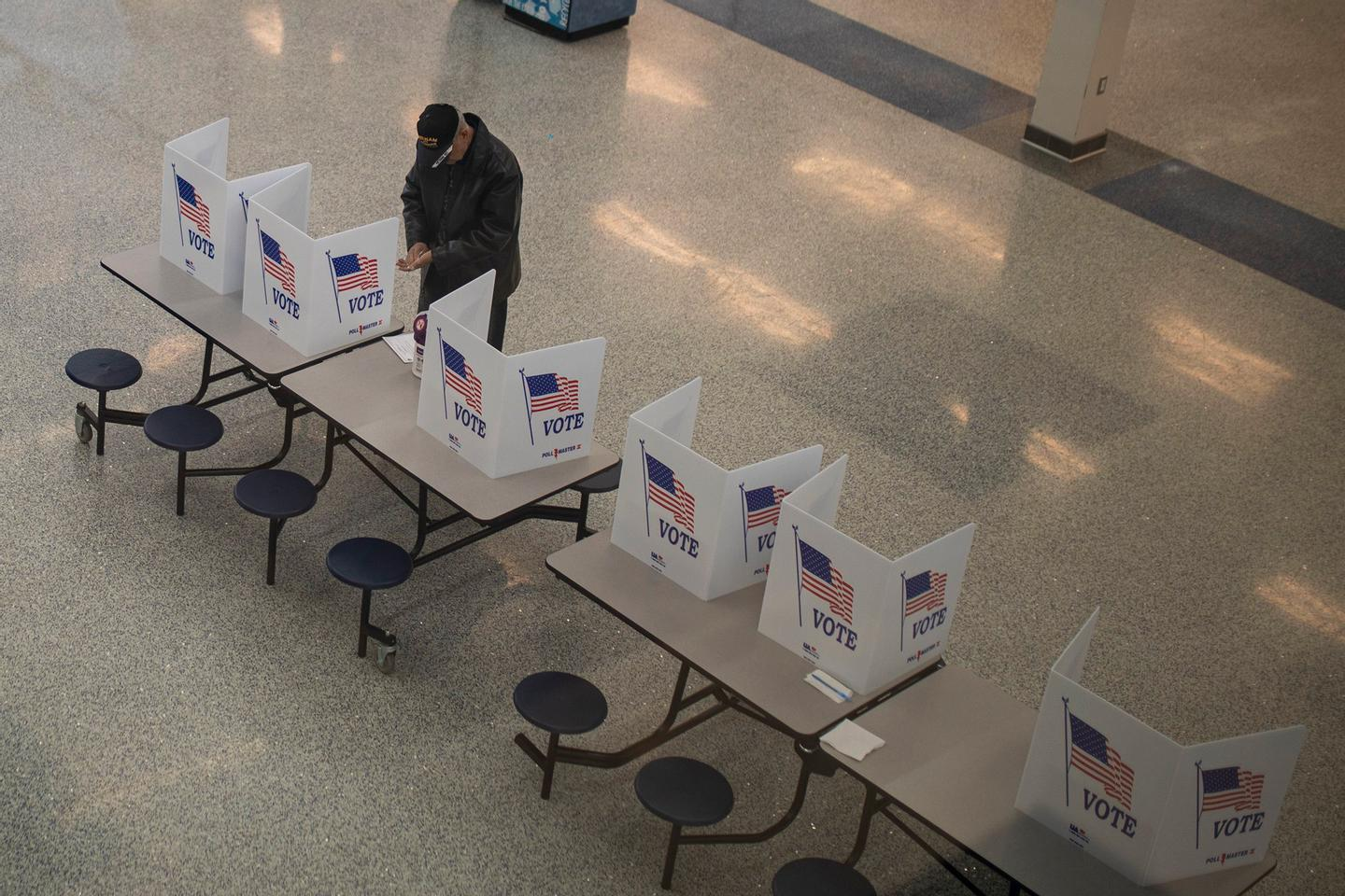 Voting victories for Democrats in Pa. might have closed the door on more election reform