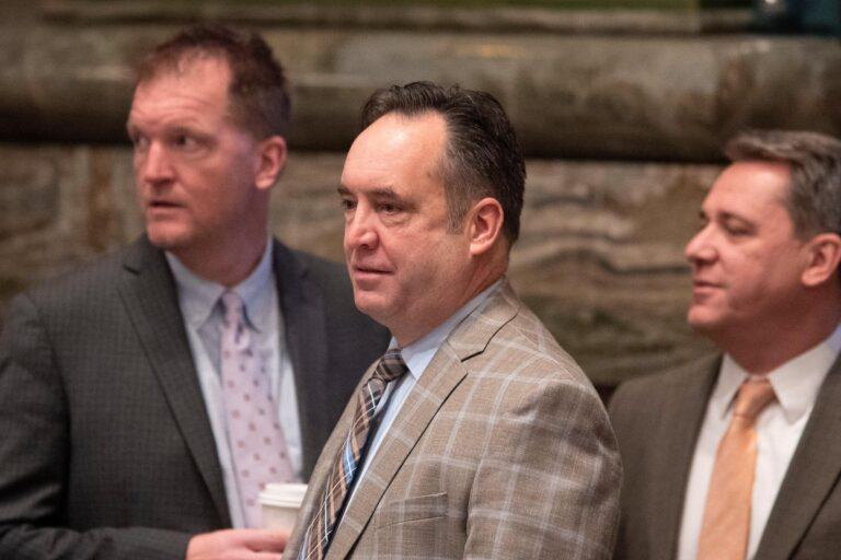 Pennsylvania Senate Majority Leader Jake Corman. (Jose F. Moreno/Philadelphia Inquirer)