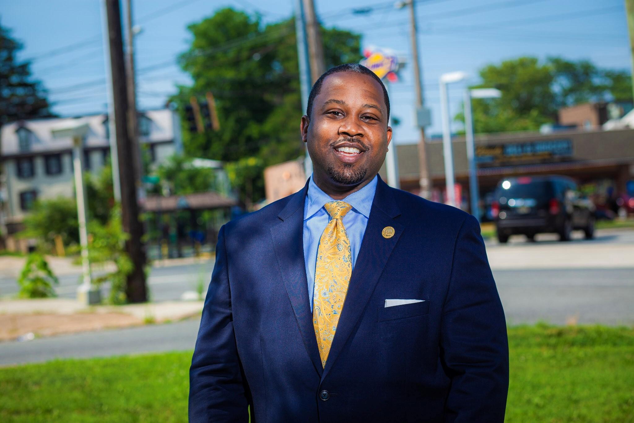 Former Wilmington Councilmember Justen Wright