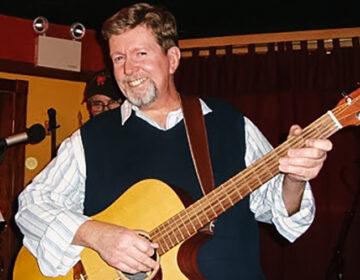Musician Kevin Mulderig