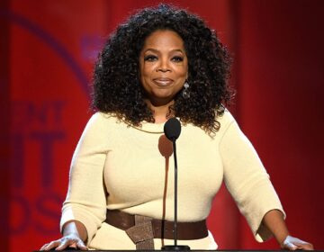 Oprah Winfrey at an event for 30th Annual Film Independent Spirit Awards, 2015 ( Kevork Djansezian/Getty Images)