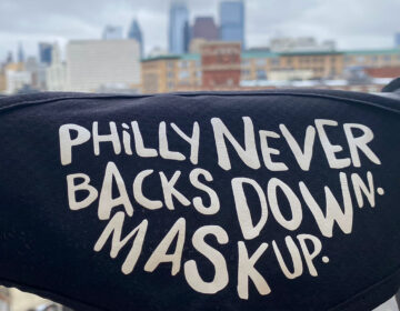Philly's MaskUp campaign