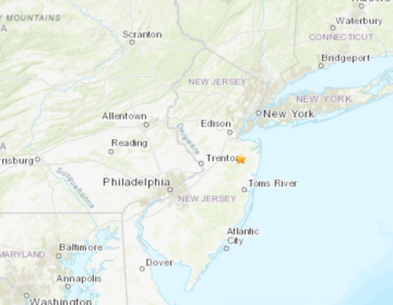 New Jersey's Department of Environmental Protection says the state is probably overdue for a more significant earthquake. (NBC10)