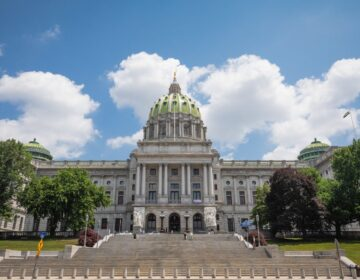 The Pennsylvania State Capitol building on Monday, June 22, 2020. (Gov. Tom Wolf/Flickr)