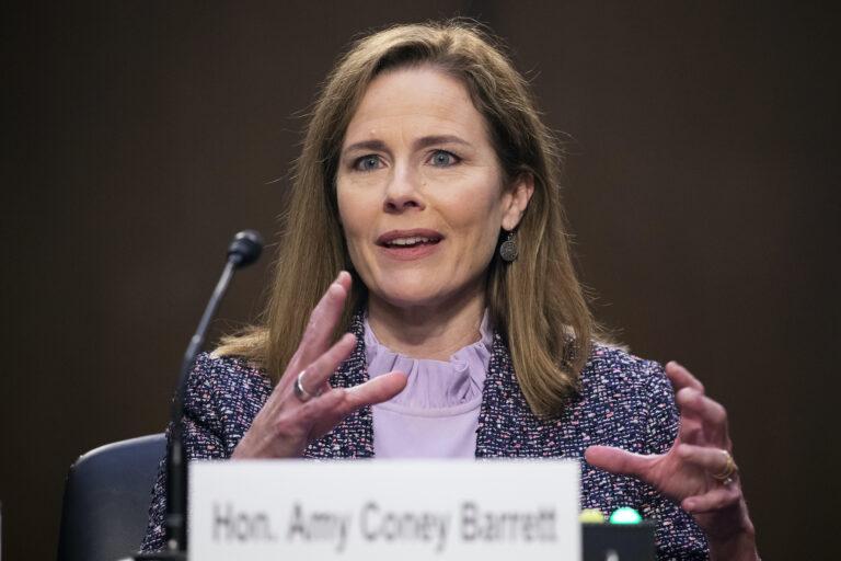 Amy Coney Barrett and the future of the Supreme Court