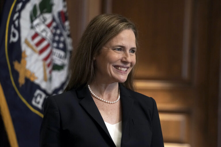 Michael Brown on When 100% of the Democrats Vote Against Amy Coney Barrett