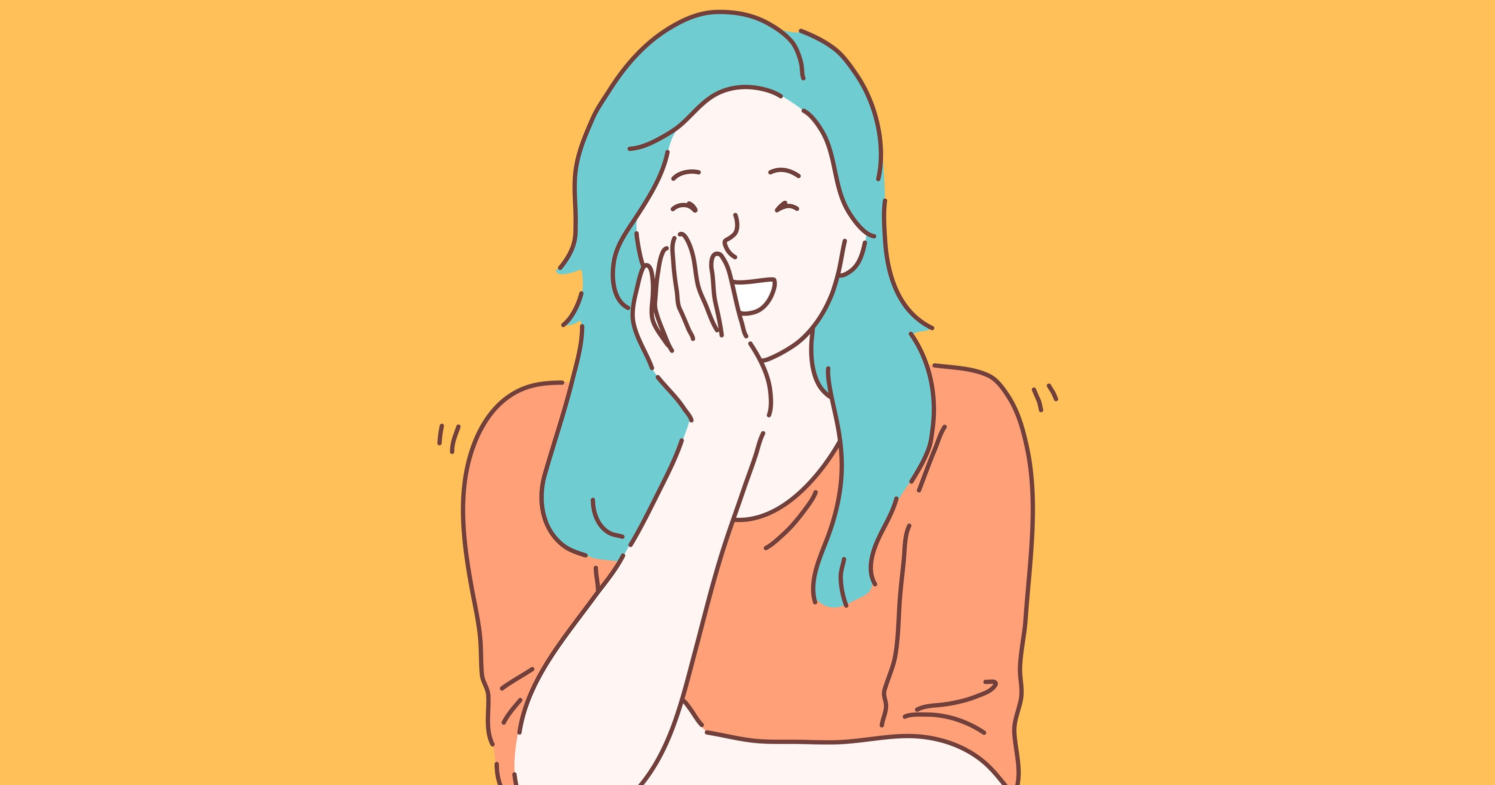 Why we sometimes laugh during inappropriate times — WHYY