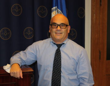 Trenton Mayor Reed Gusciora