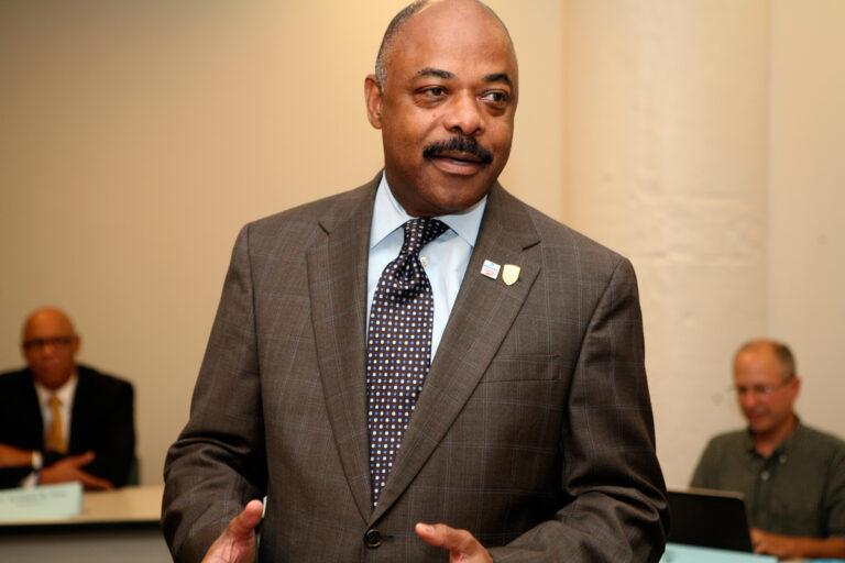 Philadelphia Federation of Teachers President Jerry Jordan (Harvey Finkle/The Notebook)