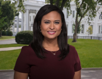 Philadelphia native Kristen Welker will moderate the presidential debate on Thursday. (Submitted)
