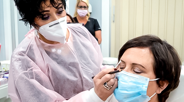 Permanent Makeup To Support Cancer Survivors Whyy