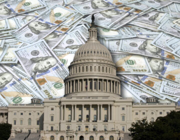 Congress spending you cash and wasting your money.