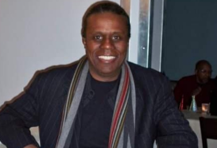 Earl Harvey, publisher of the Black Professionals' News