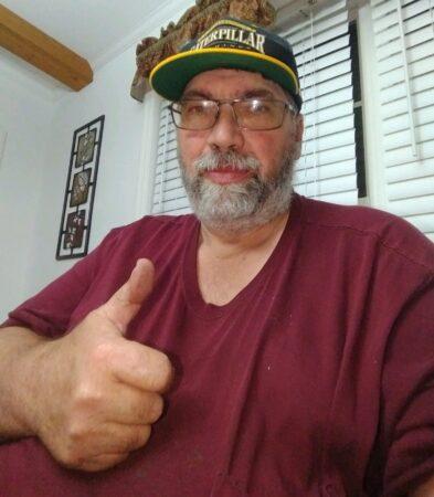 Pennsylvania voter Roy Straley, 59. (Courtesy of Roy Straley)