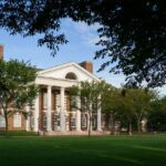 University of Delaware's campus in Newark