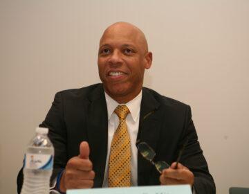 Superintendent William Hite. (Harvey Finkle/The Notebook)