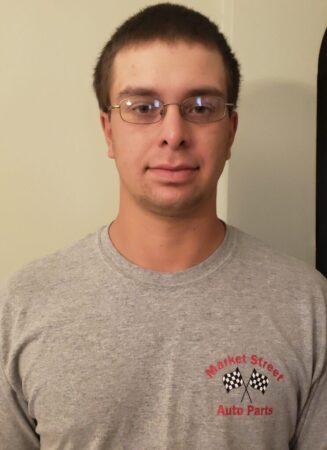 Pennsylvania voter Wyatt Schriver, 21. (Courtesy of Wyatt Schriver)