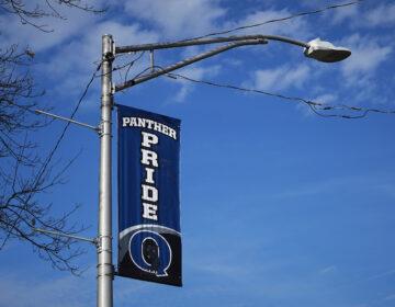 The exterior of Quakertown Community High School on Nov. 25, 2020, in Quakertown, Pennsylvania. (Matt Smith for Keystone Crossroads)