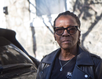 Lifelong West Philadelphia resident Sybil Jordan said racism in policing the community has been around for a long time. (Kimberly Paynter/WHYY)