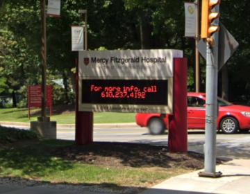 Mercy Fitzgerald Hospital (Google Maps)