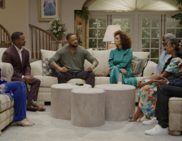 'Fresh Prince of Bel-Air' reunion (HBO Max)