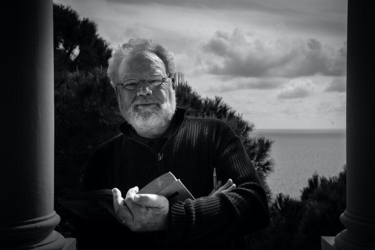 Author Thomas Ricks